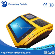 M680 Android tablet best 2d qr code scanner nfc All in one Touch wireless mobile point of sale terminal
