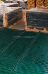 factory powder coated metal fence panel