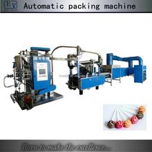 Automatic lollipop candy making depositing machine