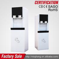 order plastic material floor standing dispenser water