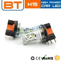Hot Sale Product White 750lm 9-30V H15 Car 50W LED