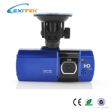140 Degree ultra full hd 1080p vehicle gps tracker car dvr h 264