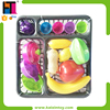 15 PCS Fruits Toy Plastic Pretend Mini Kitchen Play Set