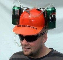 2015 New Beer Drinking Helmet Drinking Helmet