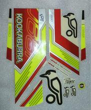 2014 model kookaburra Menace cricket bat stickers