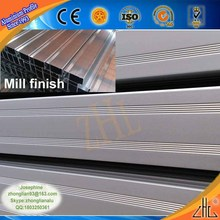Hot! current design system aluminium doors and windows / white aluminium glass profile supplier / aluminum profile anodized