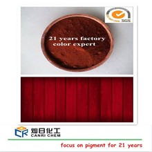 Iron Oxide Red for Solvent base Coating