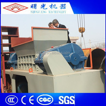 Low cost advanced experience plastic shredder for pe film