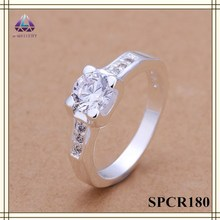 Wedding Jewellery Small Crystal Ring Hot Sale In China