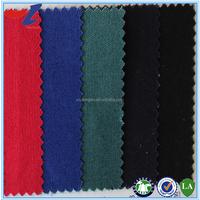 CVC 80%cotton 20%polyester flame retardant safe wear fabric