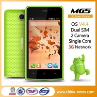 Hot selling 2G ROM /BLUETOOTH/GPS/FM/2G/3G mtk 6572 cell phone