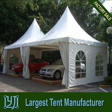 hotsale pagoda tent for wedding party, outdoor discount canopy tent