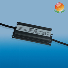 high PFC waterproof ip67constant current led power supply 50w power with 3-year warranty for streetlight