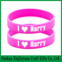 free cool silicone rubber bracelet giveaway