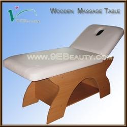 Portable backrests massage bed Korea portable folding beach bed