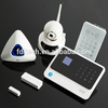 Touch screen WIFI alarm IP camera home security system with APP