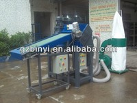 Two shaft waste news paper shredder ,Crusher for Waste news paper, factory