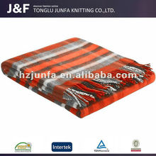 .Absorbency to skin quality-assured pashmina blanket