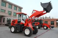 hydraulic articulated mini wheel loader for sale with cheap price front tractor