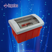 Wholesale square 12 way distribution box supply types of electrical distribution box