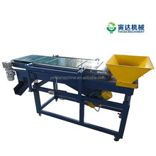 vibration magnetic remover for used tire recycling plant/Waste Tire Recycling Iron Remover Magnetic Separator