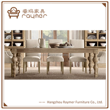 Solid Wood 8 Seater High Quality Dining Room Table