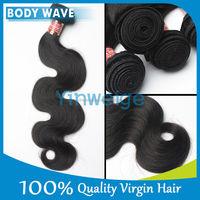 "22 inch/body wave 8""-36"" 5a Grade Cheap Virgin Malaysian Hair Natural wave"