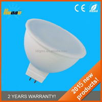 china top ten selling products 5w mr16 gu5.3 smd 2835 12v dimmable mr16 led bulb