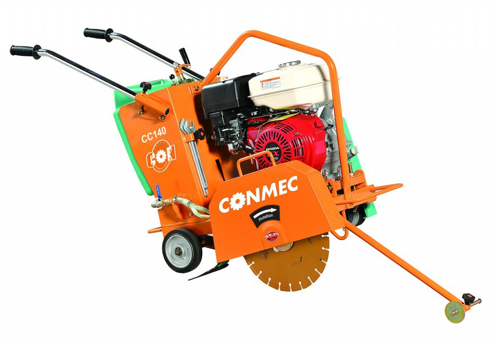 Floor Saw Road Cutter(CE) with Gasoline Honda Engine,Concrete Cutter