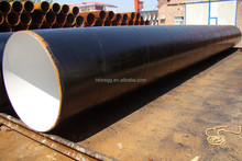 Q235B Spiral Pipe for water pipeline