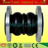 High Quality double spheres rubber bellows expansion joints