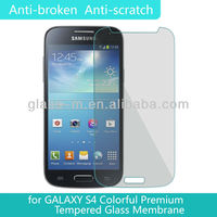 New Product!!!GLASS-M Tempered Glass Mobile Phone Screen Protector For Samsung s4 mini(Manufacture)
