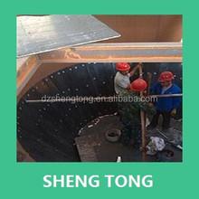UPE/HDPE coal super slippery liner sheet /dump trailer liner sheet