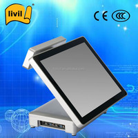 Fanless Design Pos Terminal/ Touch Screen Point of Sale