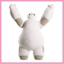 Customized Movie Figure Big Hero Six Baymax Plush Toy