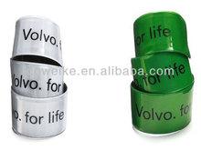 2012 fashion promotional item-reflective magic ruler slap wrap bracelet