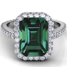 Fine turquoise ring classical top quality ring