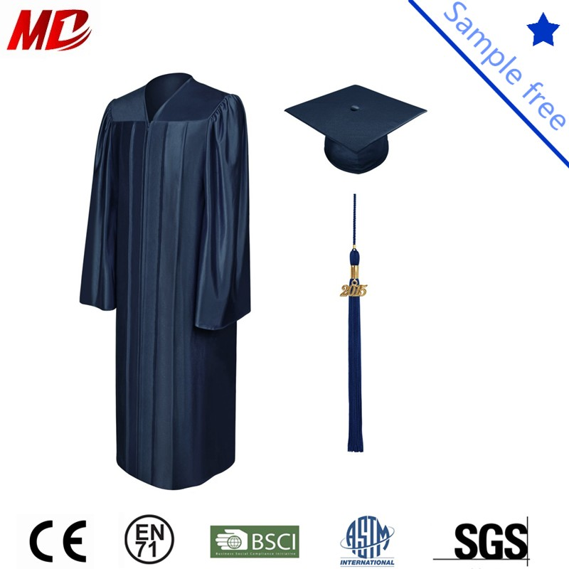 Navy shiny graduation cap and gown_.jpg