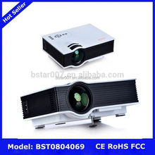 UC40 Mini Projector,NO.46 led projector 1920x1080