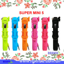 2015 rgknse supply newest rk-mini 5 wired flower selfie stick innovative products for import
