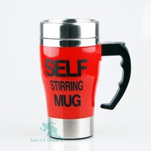 buy wholesale direct from china double wall thermal plastic cup with handle and lid