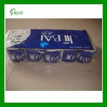 Environmental toilet tissue 2ply