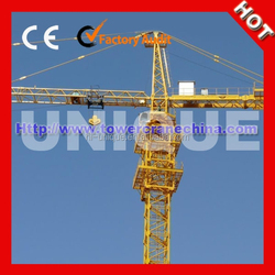 China Supplier QTZ63 Tower Crane With 6t Capacity