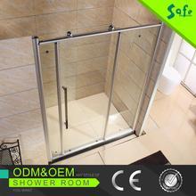 2015 new bath shower cubicles/frameless shower system