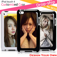 Digital printing 2d sublimation covers for ipod touch 4 long times sex tablets for silicone
