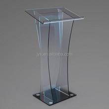 Custom perspex church podium/pulpit