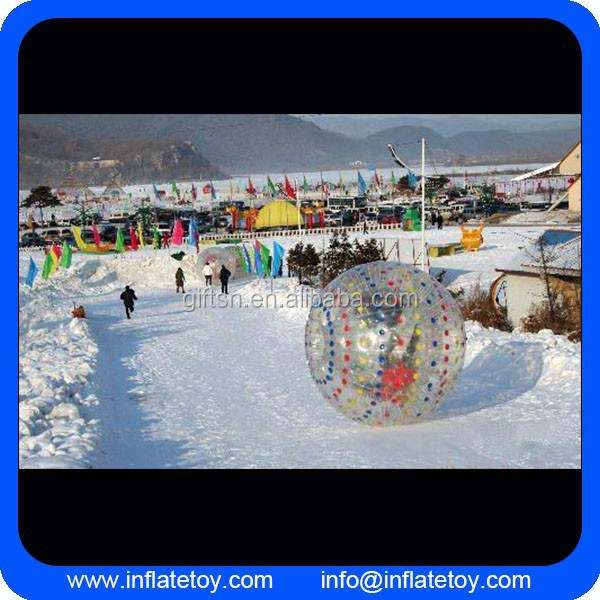 High quality inflatable zorb ball for sale