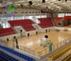 Top selling with 1.8m wood flooring roll used basketball court