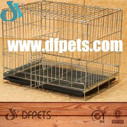 DFPets Newly design DFW-007 chain link dog kennel cage