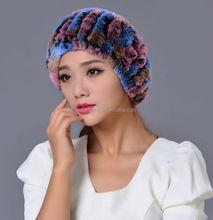 rabbit fur sequin decoration knitting scarf/stainless steel muffler/faux fur muffler scarf